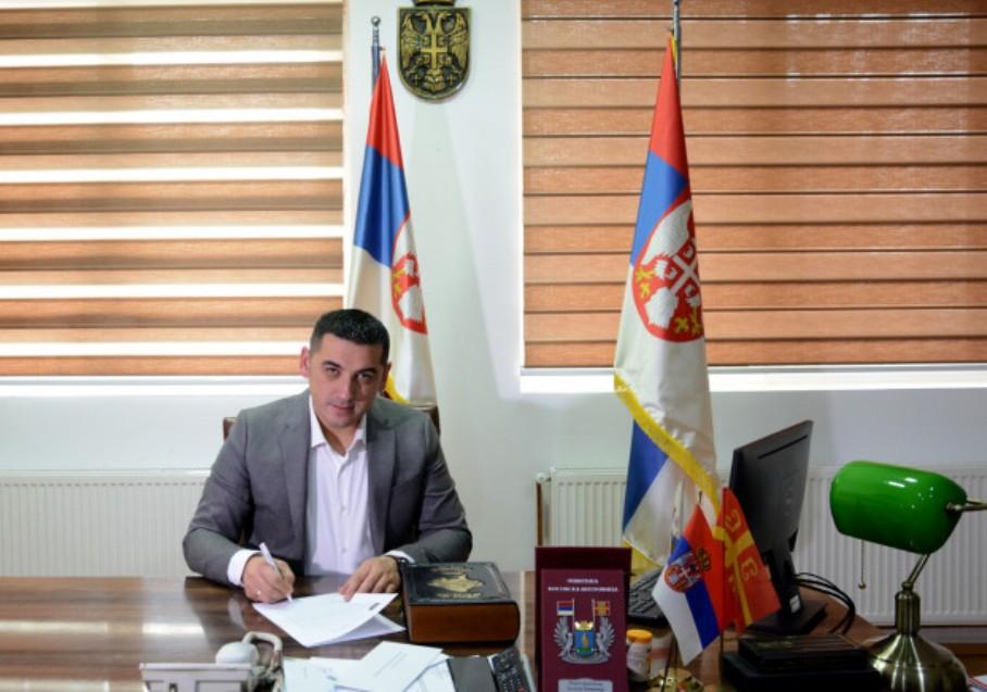 Spirić: Radojičić prepoznaje važnost sportskog angažovanja mladih