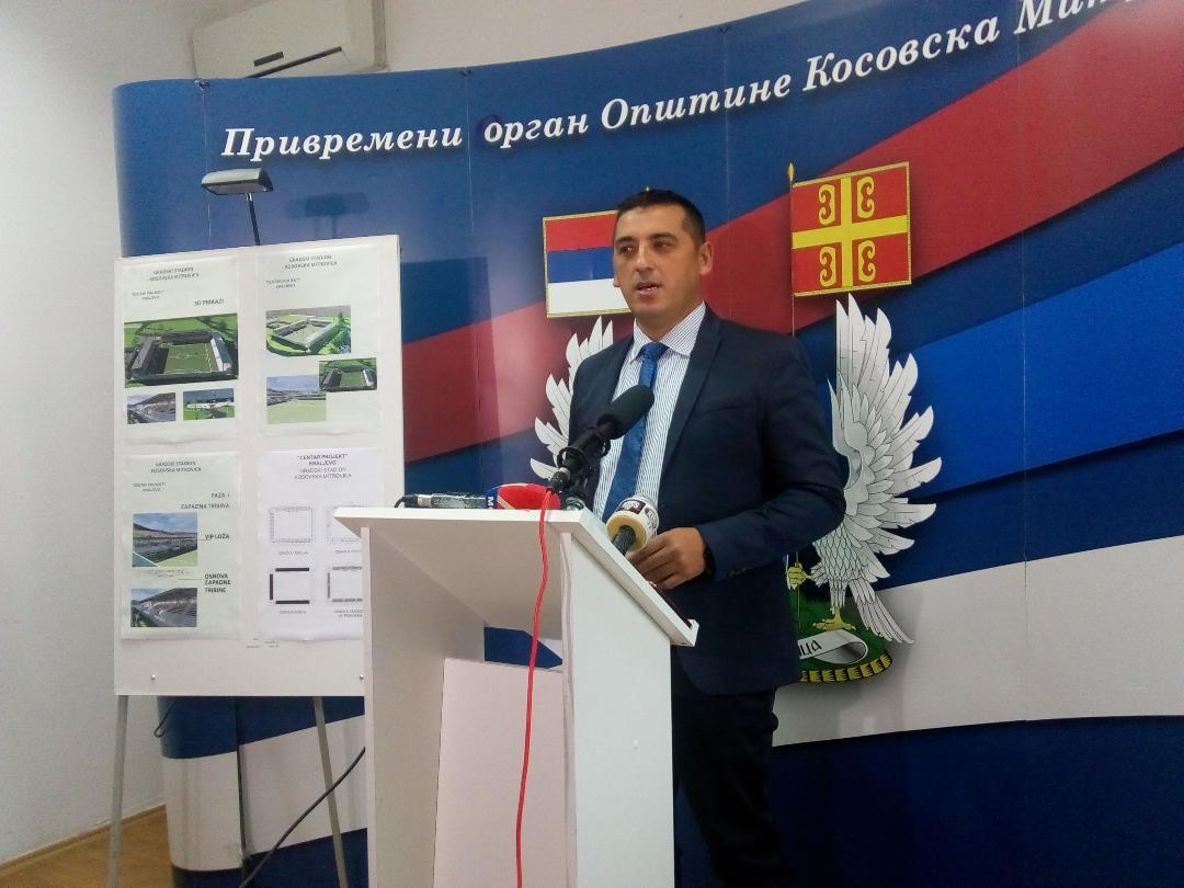 K. Mitrovica: Do kraja godine početak radova na stadionu, odobrena sredstva za most kod Dudinog krša