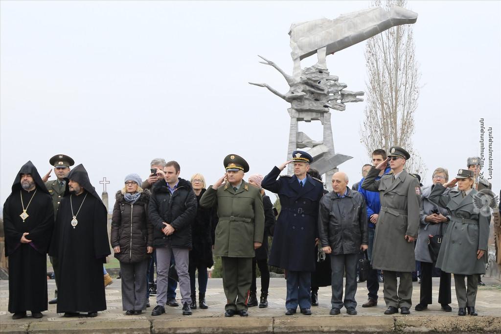 Trideset godina od pogibije jugoslovenske letačke posade u Jermeniji