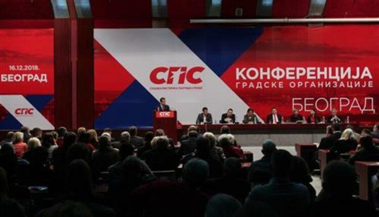 Dačić: Vanredni izbori dobri za stranke, loši za državu