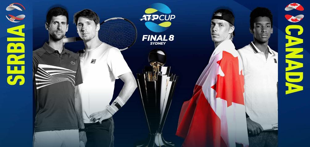 Srbija je u polufinalu ATP kupa