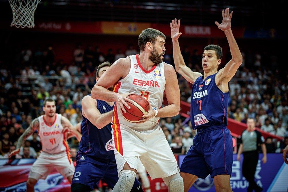 Prvi poraz Srbije, Španci zasluženo slavili, sledi Argentina