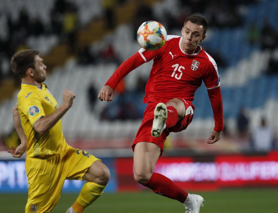Srbija ispustila pobedu protiv Ukrajine, sledi baraž za EUR