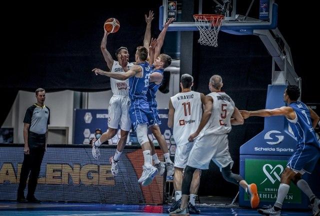 Pobeda košarkaša Srbije protiv Finske