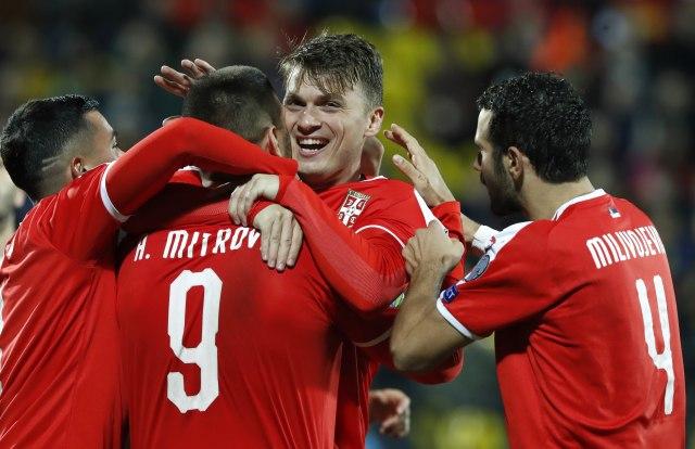Fudbaleri Srbije savladali Litvaniju, 2:1