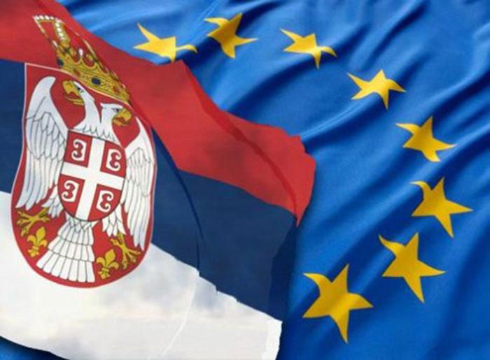 Video sastanak predstavnika EU institucija i srpskih vlasti