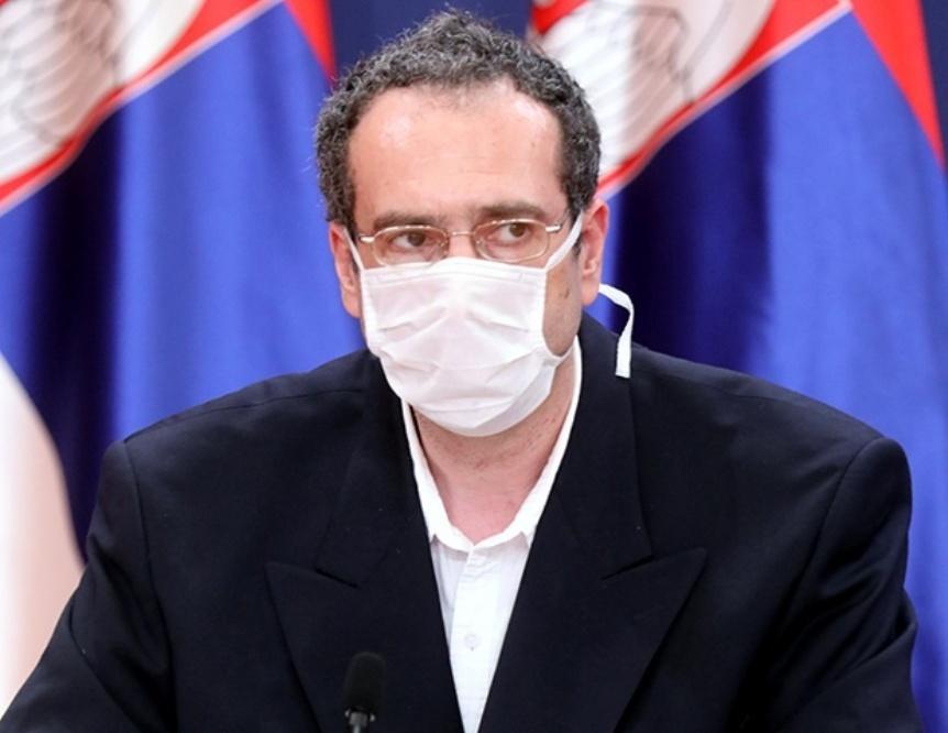 Janković: Štab sutra verovatno o pooštravanju mera
