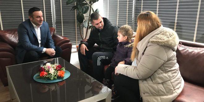 Srđan Popović razgovarao je sa meštanima opštine Gračanica