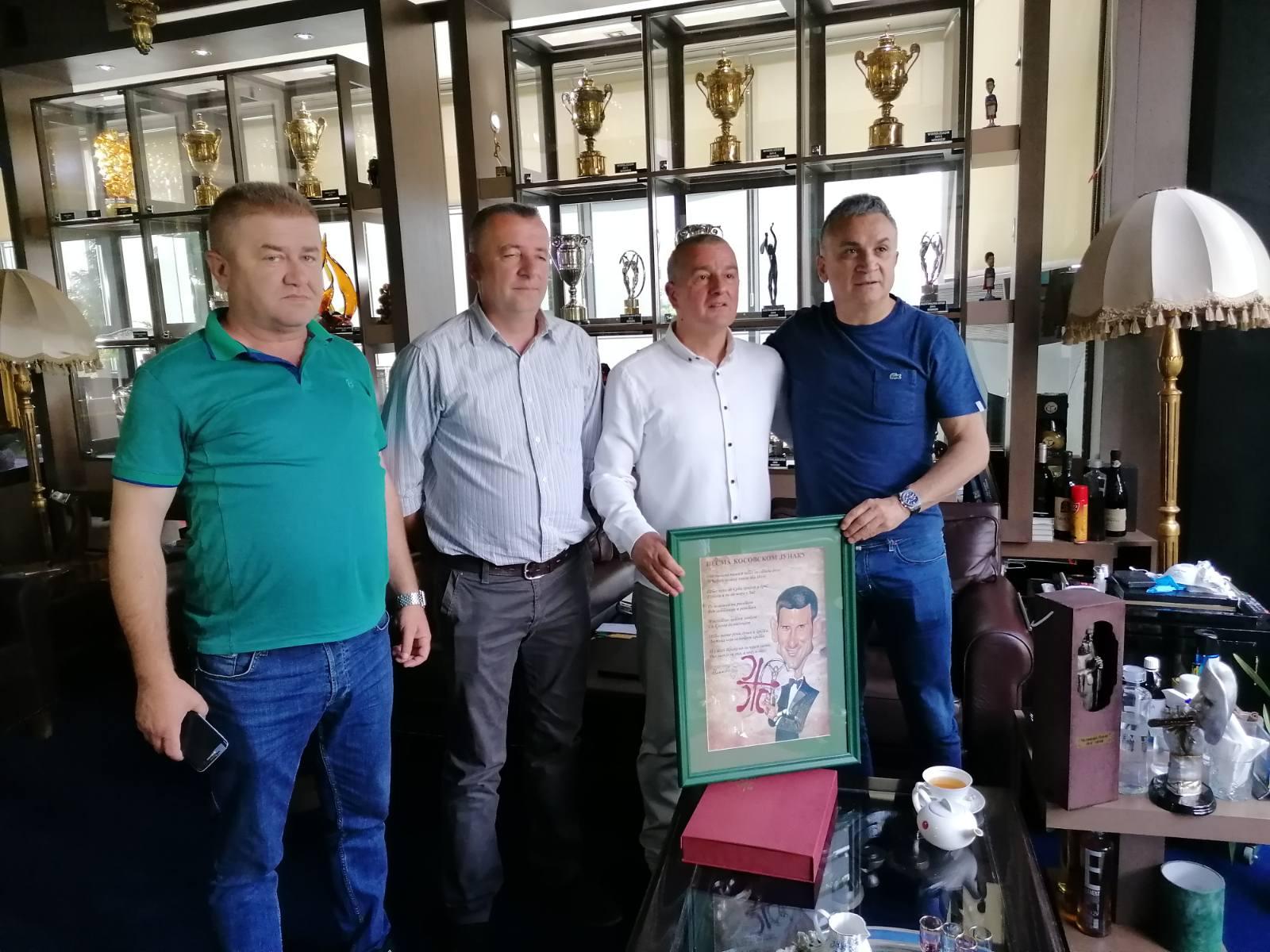 Srđan Đoković podržao Vidovdanski turnir u malom fudbalu u Sočanici (video)