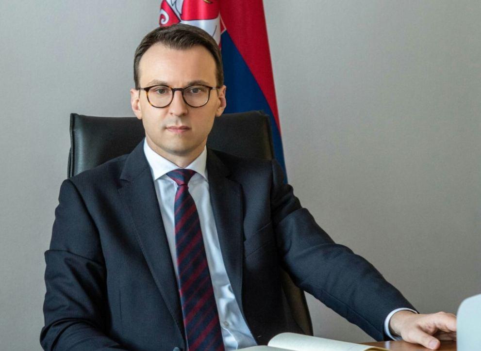 Petković: Izjava Meljize Haradinaj je kršenje sporazuma Beograda i Prištine