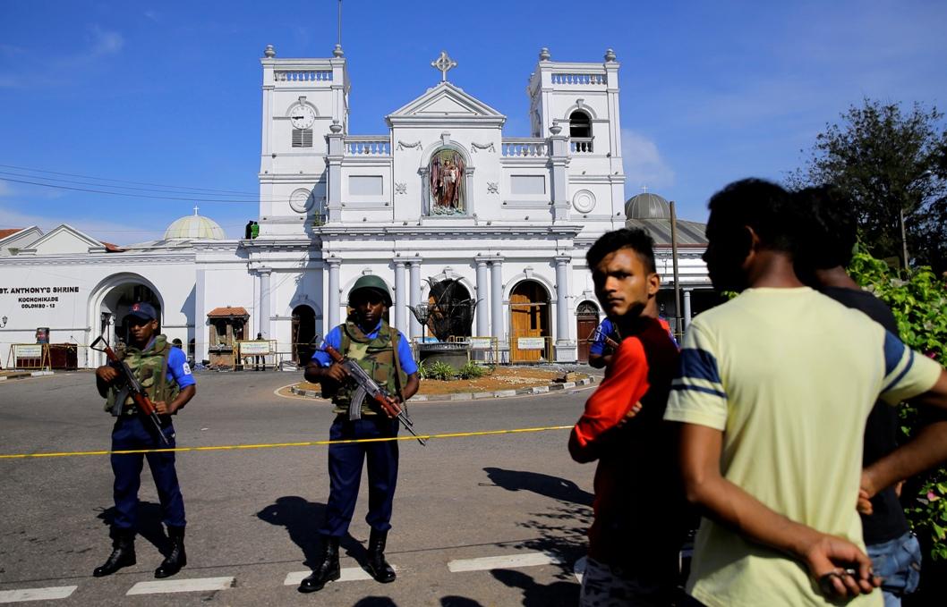 Šri Lanka: Novi bilans napada, 359 žrtava