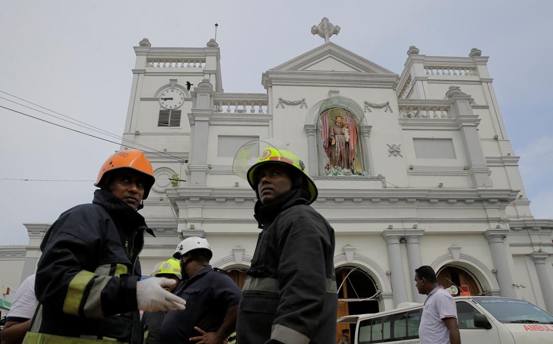 Evropski lideri osudili napad u Šri Lanki