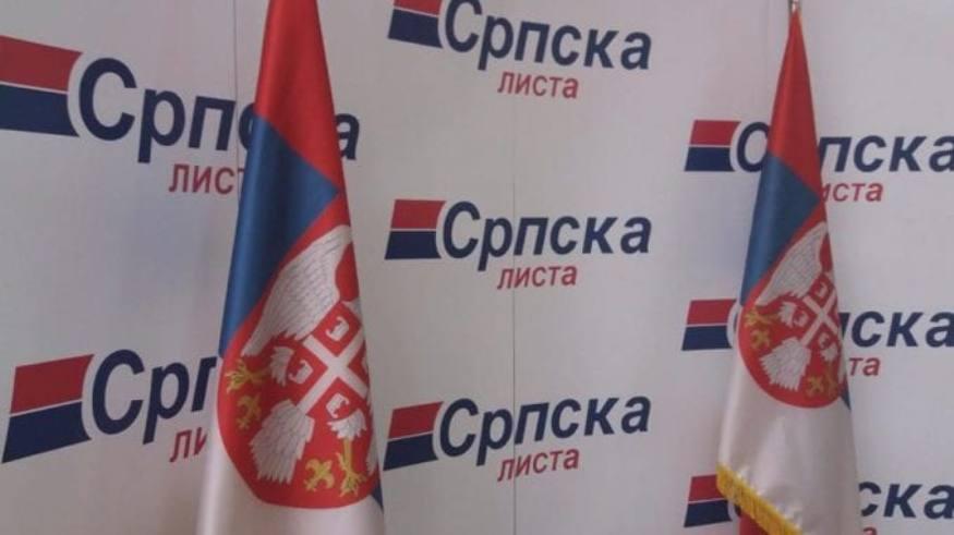Srpska lista: Hapšenje Đokića je nastavak pritiska na Srbe na Kosovu i Metohiji