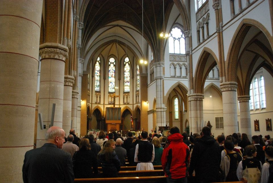 Službe u srpskoj crkvi u Holandiji otkazane zbog pretnji