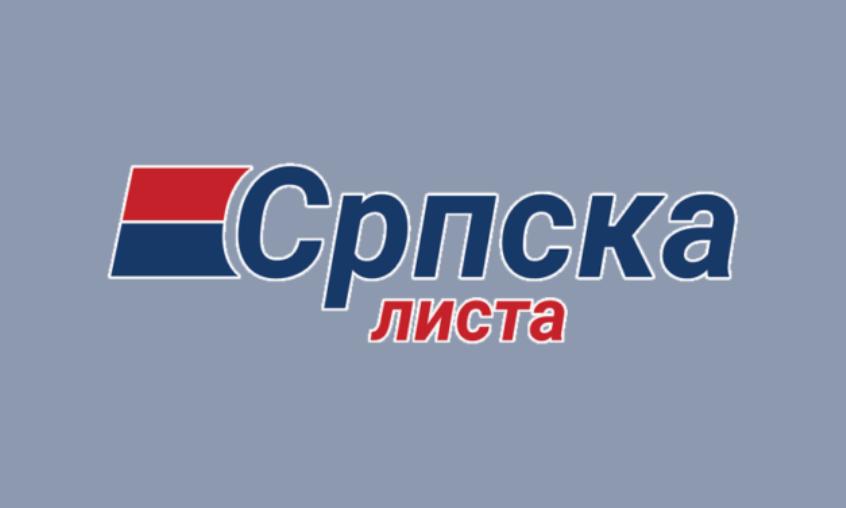 Članovi Srpske liste nikada ne bi glasali protiv bilo kog srpskog kandidata