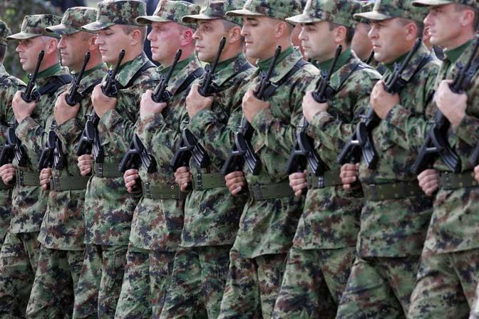 Vulin: Vojska Srbije 9. maja na Crvenom trgu