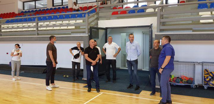 Sportski savez Srbije u poseti Kosovskoj Mitrovici