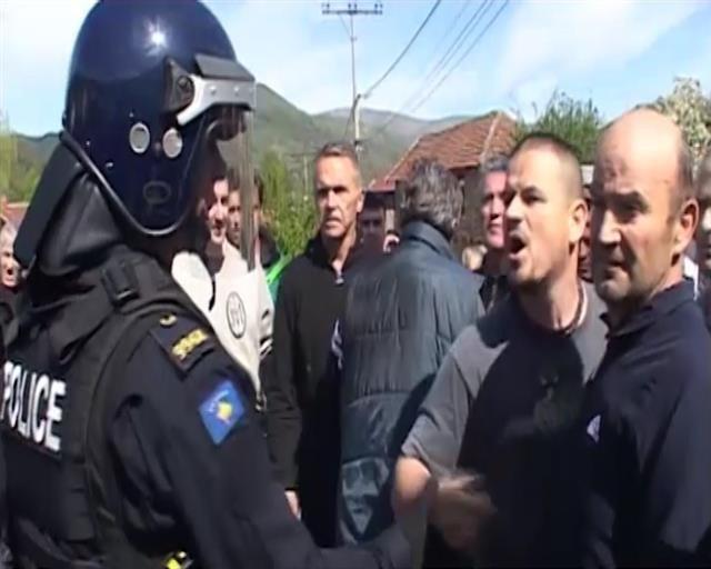 Novi protest građana Štrpca