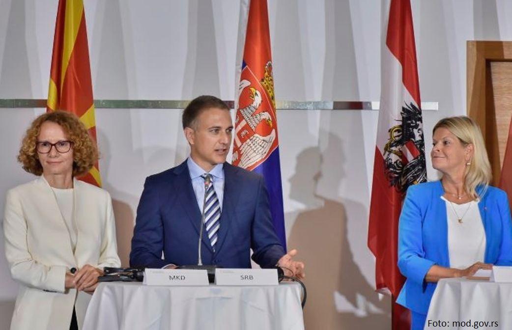 Stefanović: Srbija svoju budućnost vidi u Evropskoj uniji