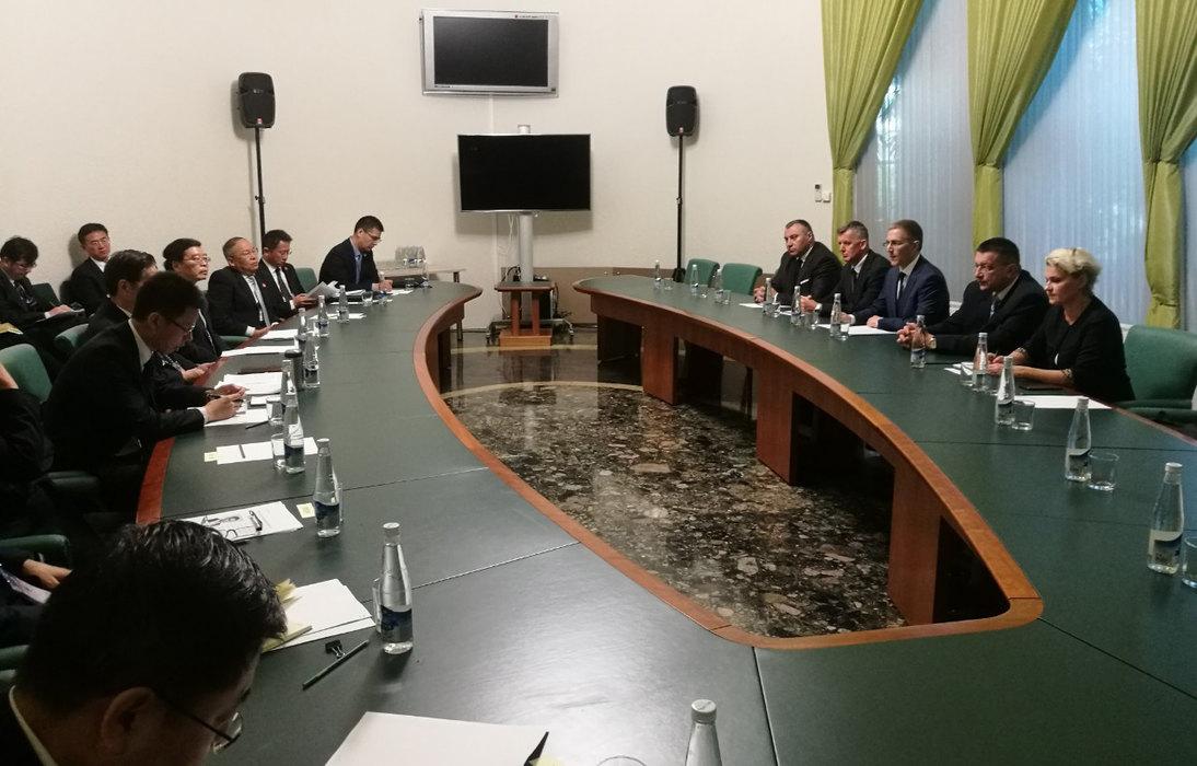 Dobra saradnja Srbije i Kine u oblasti bezbednosti
