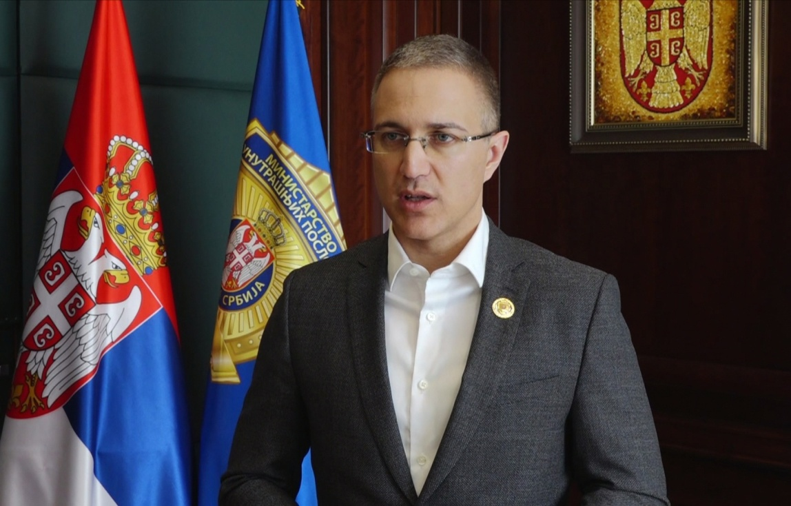 Stefanović: 191 pripadnik MUP-a zaražen, 6 preminulo