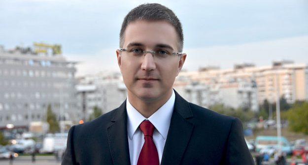 Stefanović: Vučić poželeo zajednički napredak RS i Srbije