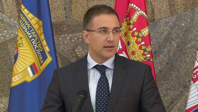 Stefanović: Nema indikatora o opasnosti po bezbednost u Srbiji