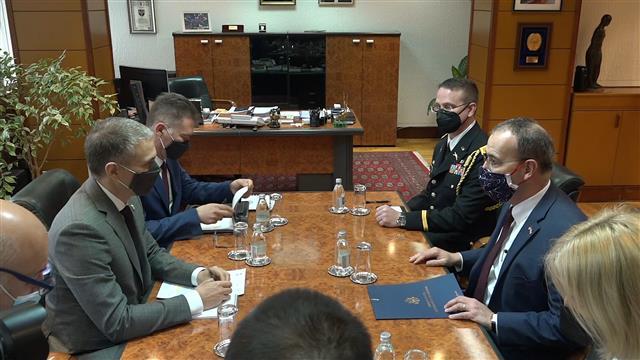 Ministar zabrinut zbog učešća tzv.Kosova na vežbi Defender