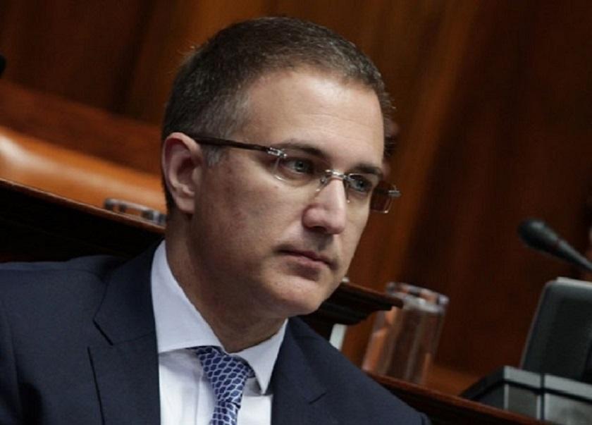 Stefanović: Netačne tvrdnje Prištine, vrše pritisak