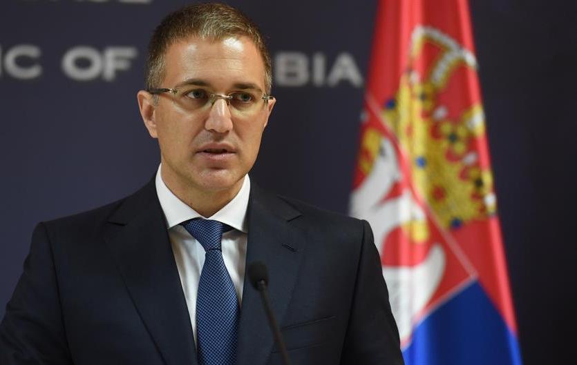 Stefanović: Do kraja borba protiv Kosova u Interpolu