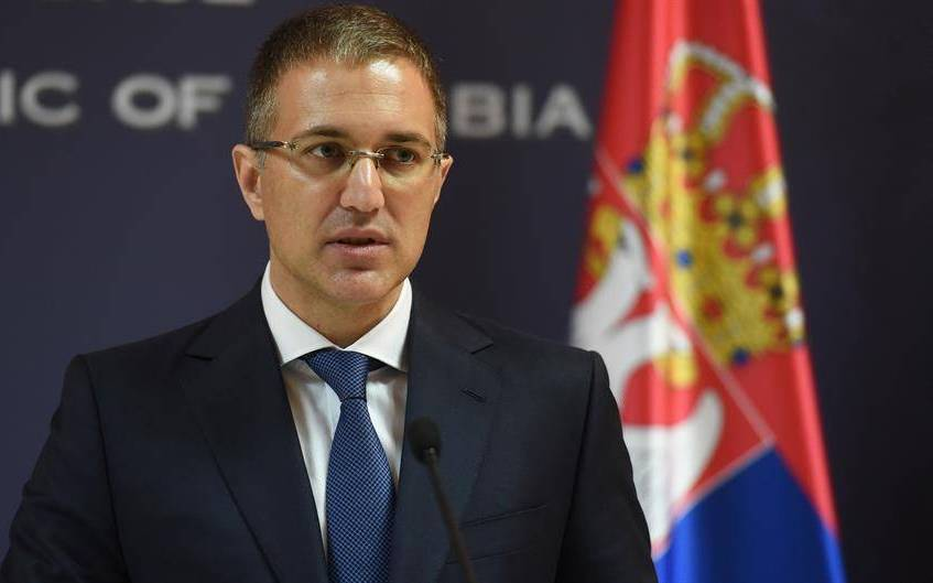 Stefanović: Srbija pokazala snagu i čvrstinu