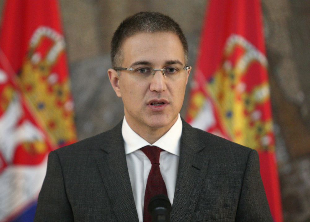 Stefanović: Skrenuti pažnju na nepoštovanje prava Srba na KiM