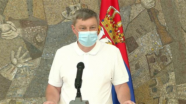 Stevanović: Ima dovoljno vakcina za sve