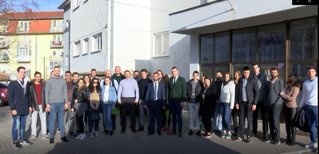Akademija strukovnih studija kosovsko metohijska domaćin studentima iz centralne Srbije