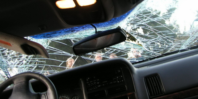 Teška saobraćajna nesreća u Leposaviću