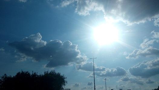 Sunčano, do 6 stepeni