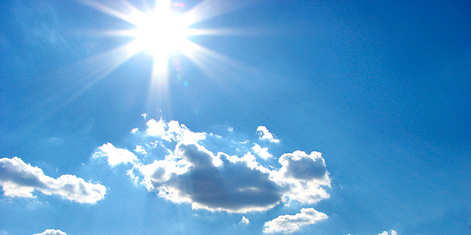U Srbiji sutra toplo, krajem dana ponegde kiša