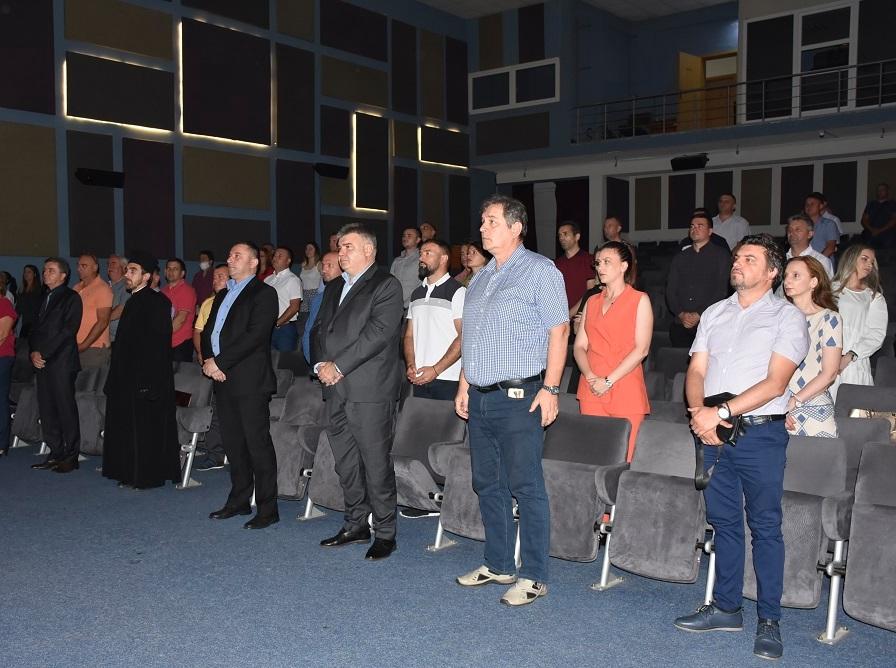 Održana svečana Vidovdanska sednica Opštine Gračanica i SG Priština