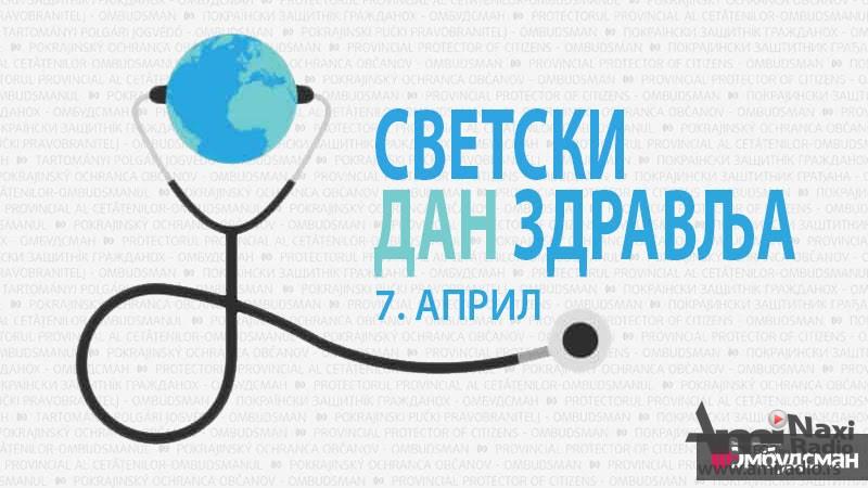 Ministarstvo na Dan zdravlja: Do pobede zajedno