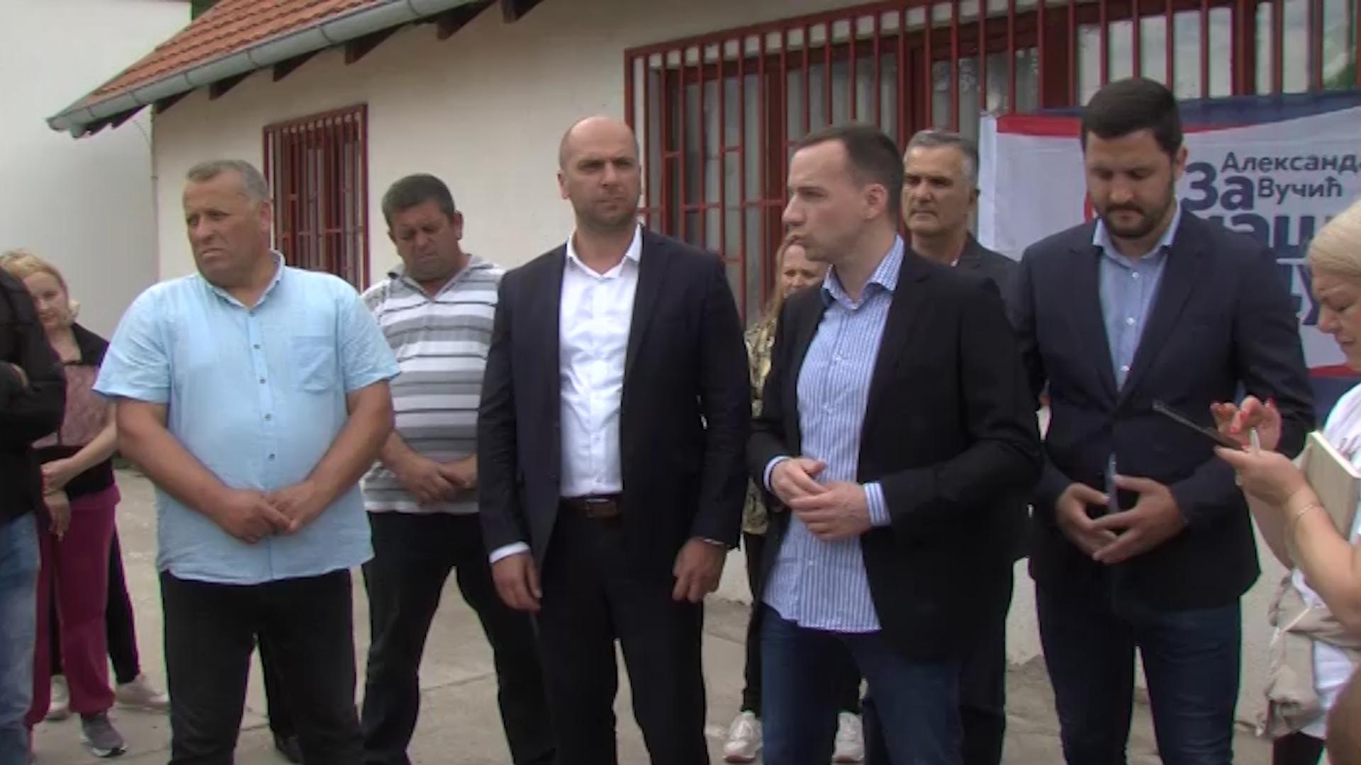 Jović: Potreban je vaš glas da još više osnažimo Srbiju na ovim prostorima