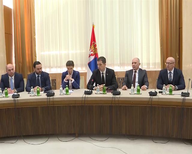 Brnabić: Srbi danas jači faktor na KiM, jer su jedinstveni
