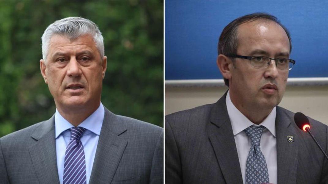 Tači i Hoti se dogovorili o nastavku dijaloga sa Beogradom