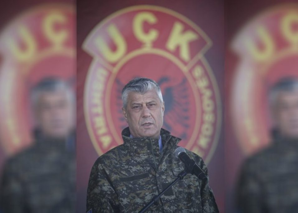 Novosti: Tači lično mučio Srbe u logorima!