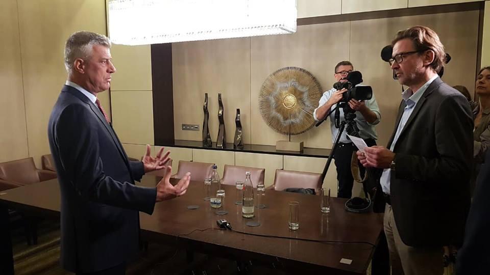 Tači: EU slaba, vreme da Srbija prizna Kosovo