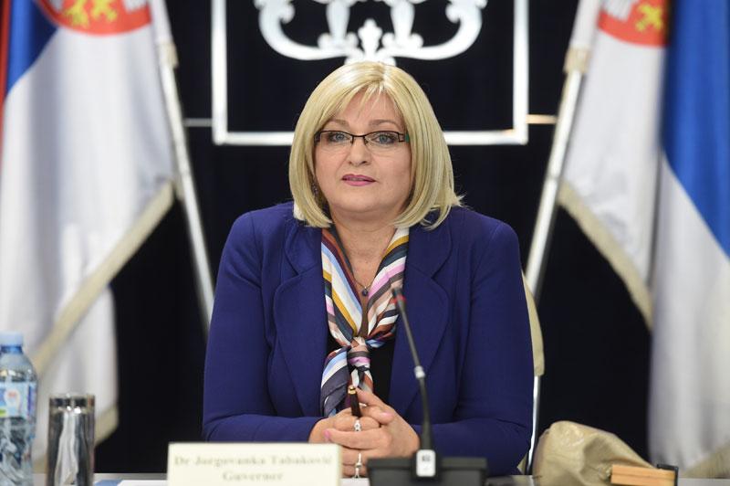 Tabaković: Međunarodno priznanje ekonomskom napretku Srbije