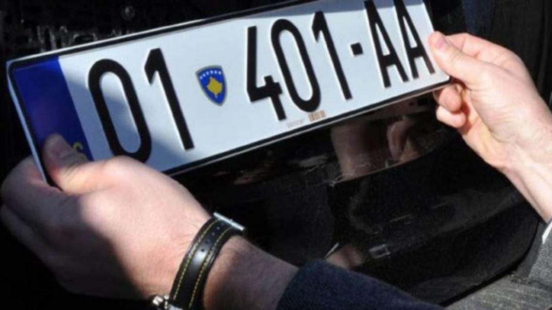 Vlasnici vozila su u obavezi da registarske tablice KS zamene registarskim tablicama RKS