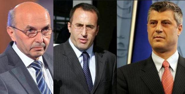 Tači i Haradinaj se opet sastali,sa njima i Mustafa