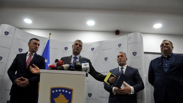 Tači, Haradinaj i Veselji o završnoj fazi dijaloga sa Srbijom