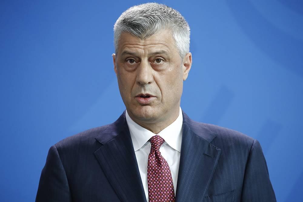 Tači: Niko ne može da razgovara o granici Kosova bez našeg prisustva