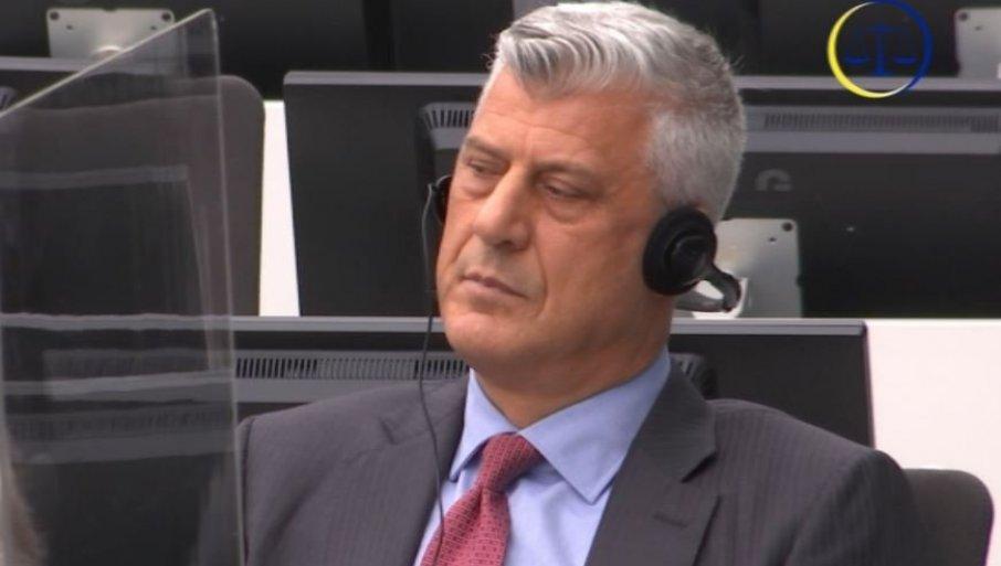 Tužilac:Odbiti žalbe Tačija i ostalih šefova OVK na pritvor